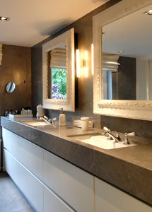 Gallery - Microcement en Microbeton Bathroom with Cement Design Company