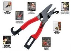 Cutters can save a life when other tools fail.