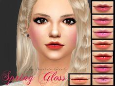 Baarbiie-GiirL's Spring Gloss