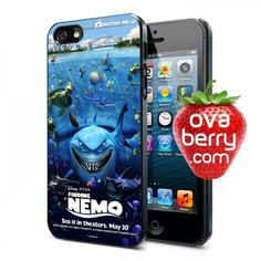 Finding Nemo Disney iPhone and Samsung Galaxy Phone Case