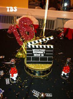 Oscars + Academy Awards Party {Planning, Ideas, Decor, Idea}