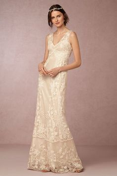 New Wedding Dresses from BHLDN for Fall 2015. A glimpse at the romantic wedding gowns and modern bridal styles from BHLDN in the 'Twice Enchanted' Collection. Wedding dresses for 2015-2016 weddings.