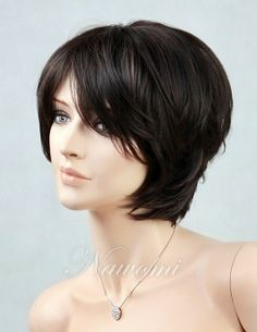 Fashion short hair cheap wig  short wigs short wigs