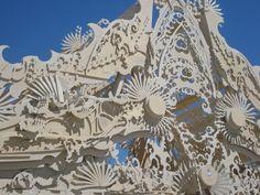 The Temple - Burning Man 2012 - Black Rock City, NV