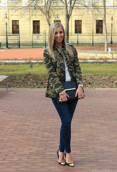 Camouflage Fashion 2013 – Trending Hot... Read more at http://whyoffashion.com/camouflage-fashion-2013-trending-hot/