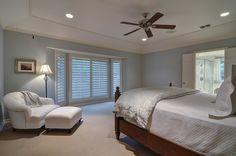 Master Bedroom by JRH Design+Build