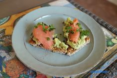 Carole's Chatter: Avocado Toast with Smoked Salmon Mashed Avocado, Avocado Toast, Chilli Flakes, Cayenne Peppers, Smoked Salmon, Sour Cream, Guacamole, Quotations, Tasty