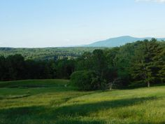 For our pin #3200, we share a beautiful view of the Worcester Range from the the Trapp Deli Bakery #TrappFamilyLodge #StoweVT