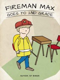 FREE KINDLE DAYS:  Sept 3 - 4th       Max is just starting 2nd grade. Everything is very new to him and he is feeling unsure about himself. Go on the journey with Max as he starts his new school year ...