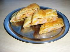 Calzone s kuracím mäsom Calzone, Apple Pie, Poultry, French Toast, Chicken, Breakfast, Desserts, Food, Fall Of Man