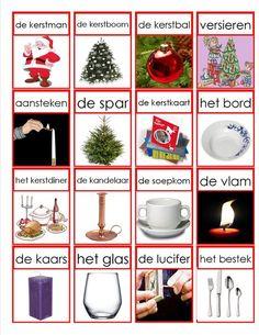 kerst memorie