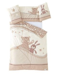 Ginger and Crumble Quilt and Bumper, http://www.woolworths.co.uk/ladybird-ginger-and-crumble-quilt-and-bumper/1115247681.prd