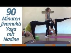 90 Minuten all level Jivamukti Yoga mit Nadine Weerts - YouTube