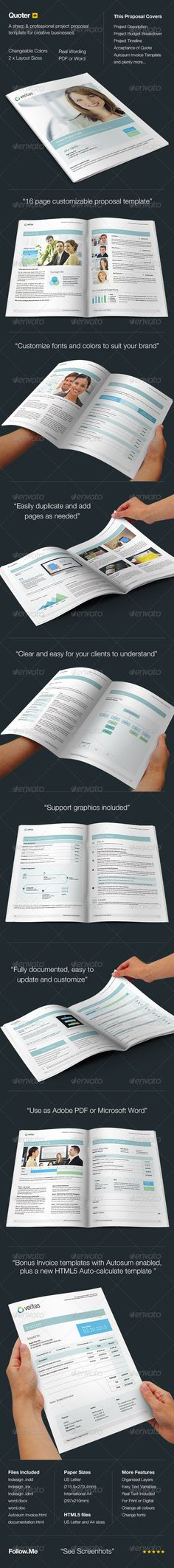 44 best project proposal images on pinterest page layout brochure