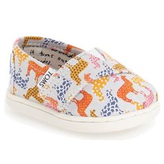 Project Nursery - Llama Print Canvas TOMS