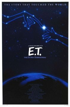 E.T. the Extra-Terrestrial Movie Poster #4 - Internet Movie Poster Awards Gallery