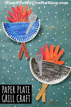 Summer Arts And Crafts, Summer Camp Crafts, Camping Crafts, Spring Crafts, Holiday Crafts, Daycare Crafts, Classroom Crafts, Toddler Crafts, Crafts For Kids