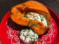 Sötpotatis med ägg-gömma Thai Red Curry, Ethnic Recipes, Food, Essen, Meals, Yemek, Eten