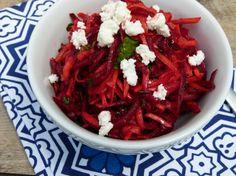 Moroccan Carrot & Beat Salad