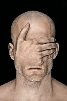 """""""No hay peor ciego que el que no quiere ver"""" #cita #quote #concept #retorica 1X - Unsee by stavrography"""