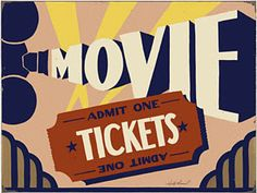 movie tickets - Google Search
