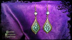 'Medius oriens incantatio' - Emerald Inceptions