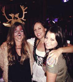 #UnwashHalloween Deer Costume