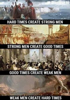 Good times and hard times — Steemit Wise Quotes, Great Quotes, Inspirational Quotes, Wednesday Memes, Weak Men, Warrior Quotes, Philosophy Quotes, Badass Quotes, Life Advice