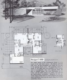 Design C 1153, 1616 sq ft. by SportSuburban, via Flickr