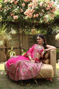 Renaissance bridal couture