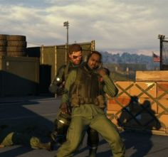 Metal Gear Solid V: Ground Zeroes now free to download on Xbox One via Xbox Games With Gold