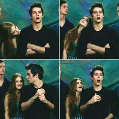 Dylan and Holland Teen Wolf Stydia, Teen Wolf Mtv, Teen Tv, Teen Wolf Stiles, Teen Wolf Cast, Lydia Martin, O Daddy, O Brian, Sterek