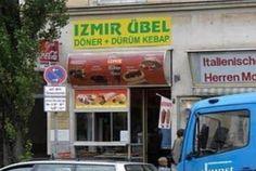 Bin nicht sicher, ob ich da essen würde...
