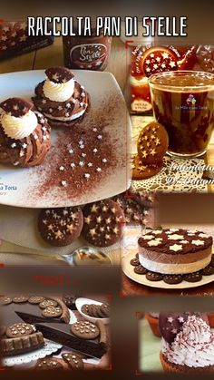 Biscuits, Artisan Chocolate, Cake Decorating Techniques, Mini Desserts, Pretty Cakes, Nutella, Cheesecake, Cake Recipes, Food And Drink