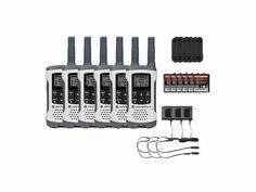 Motorola Rechargeable Two-Way Radios / Walkie Talkies Brand New Sealed, White/Gray Optima Battery, Car Cleaning Hacks, Clean Your Car, 6 Packs, Walkie Talkie, All In One, Seal, Packing, Lowes Coupon