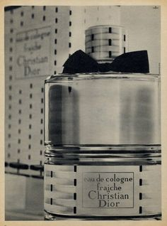 Christian Dior (Perfumes) 1957 Eau de Cologne