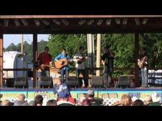 Darrell Webb Band – He Cant Fill My Shoes – Rudy Fest 2013 | Kentucky area Bluegrass Music