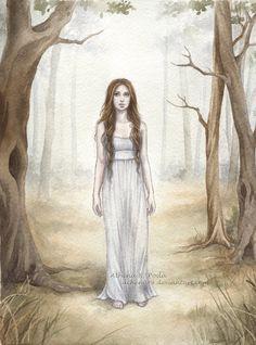 Into the Woods by Achen089.deviantart.com on @deviantART