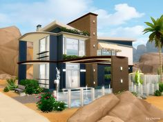 The Sims Resource: Small Wave by Lhonna