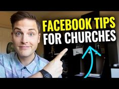 Facebook Tips for Churches — How to Reach New Movers with Facebook - YouTube