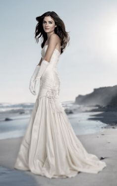 Melissa Sweet Mila-My wedding gown that I wish I could wear again!!!  Maybe for a vow renewal ceremony...