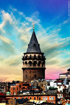 Galata tower, Istanbul – Explore the World with Travel Nerd Nici, one Country at… – Turkey Istanbul Turkey, Grimm, Antalya, Go Kart, Big Ben, Cool Photos, Around The Worlds, Explore, Country