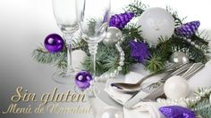 Menús de Navidad sin gluten