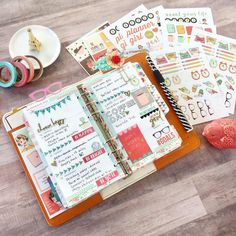 Webster's Pages Planner-personal size