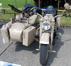 American Pickers found a Zundapp motorcycle in Italy