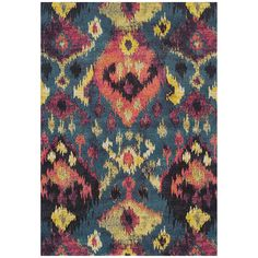 Dalyn Rugs Modern Greys MG525 Teal Area Rug