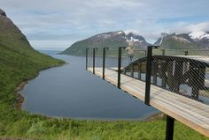 To Lure Tourists, Norway Invests $377 Million in Stunning Nature Lookouts [Slideshow] | Co.Design | business + design
