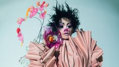 With the release of her new sex-, love-, and utopia-fueled album, Björk takes a moment to reflect on her past—and dream about her future.