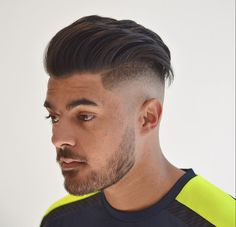 High Fade Haarschnitte #Haarschnitte