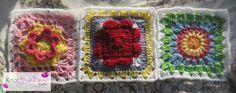 Knot Your Nana's Crochet: Granny Square Crochet Along Revisited (Week Two) ~ free patterns
